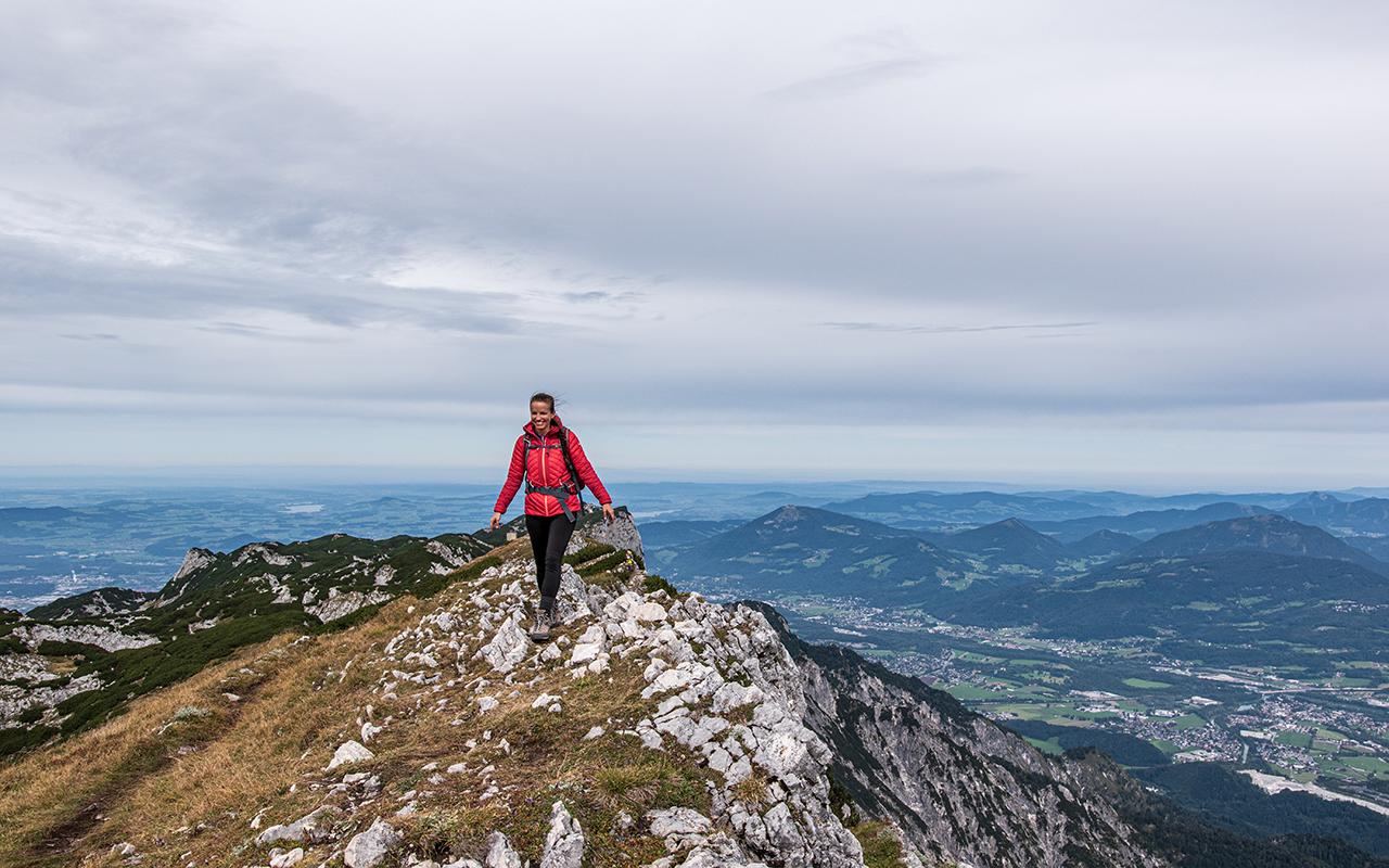 Berchtesgadener Hochthron Bergtour