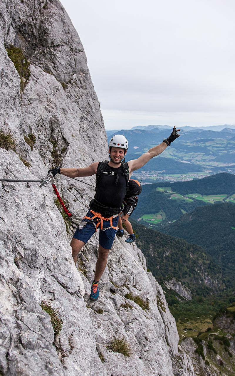 Hochthron Klettersteig_2