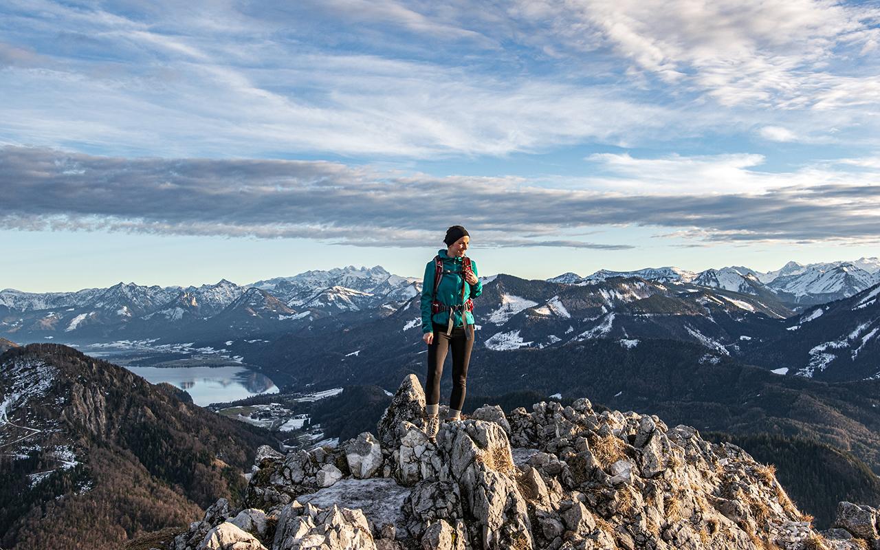 Schober Gipfel Berge