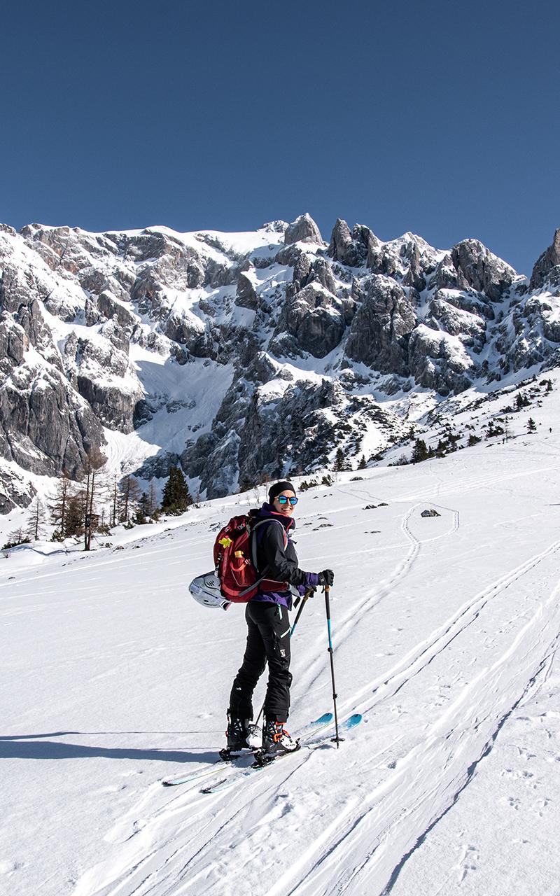 Skitour Salzburg Taghaube