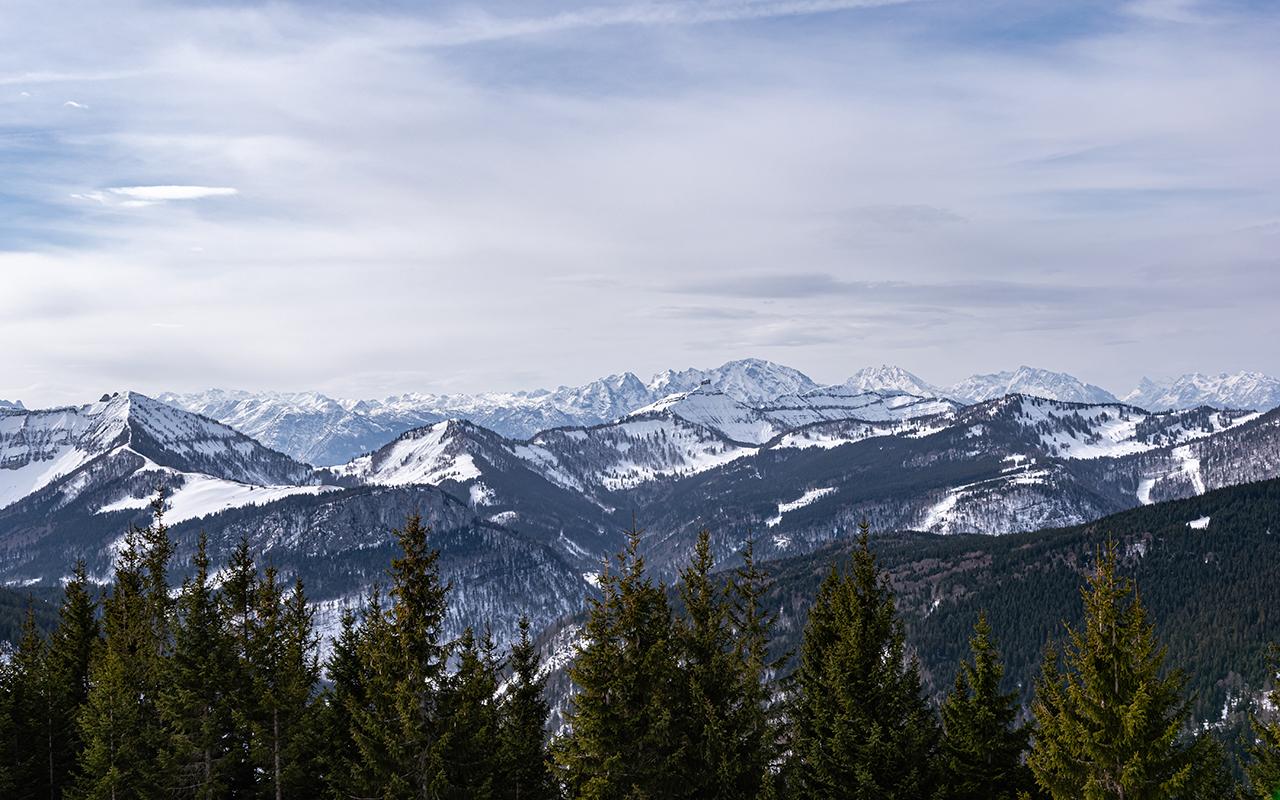 Skitour Zwölferhorn Pillsteinhöhe