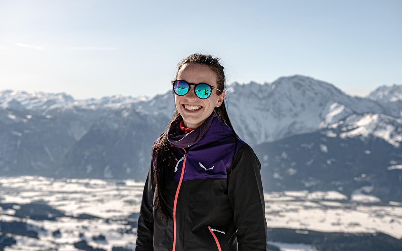 Skitouren Schlenken Bad Vigaun