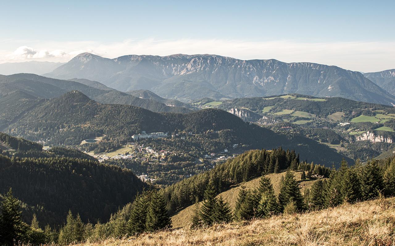 Sonnwendstein Panorama