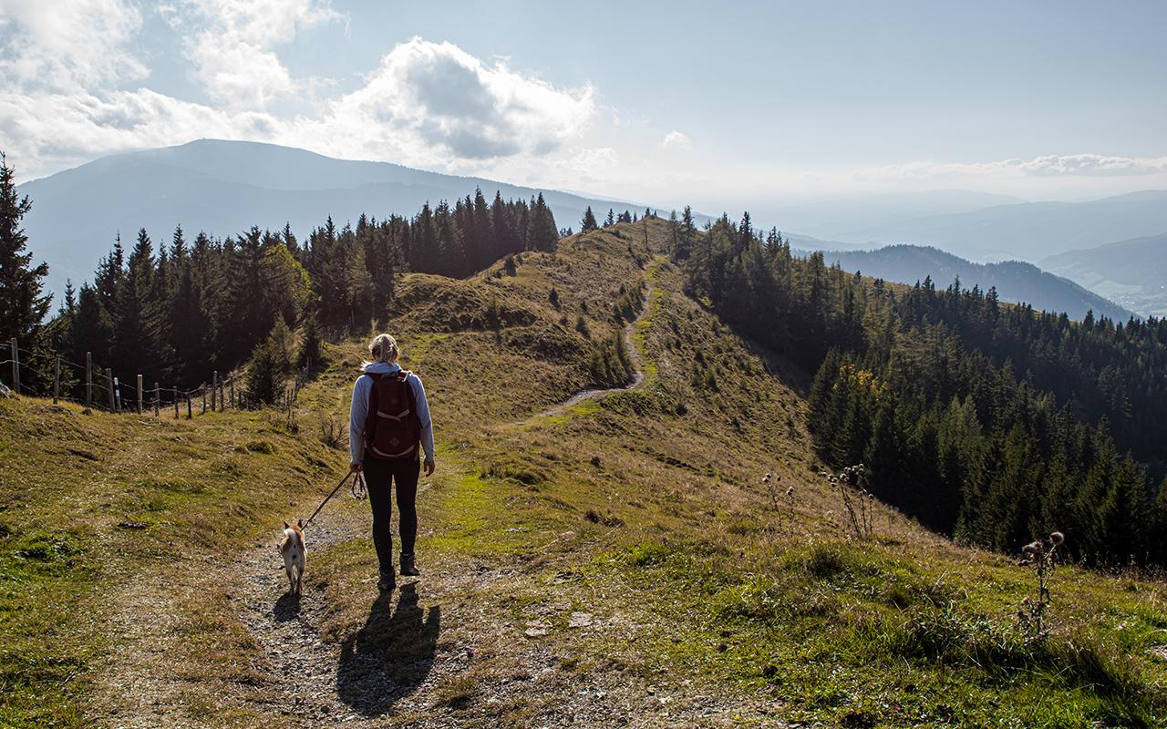 Sonnwendstein Wanderung Semmering