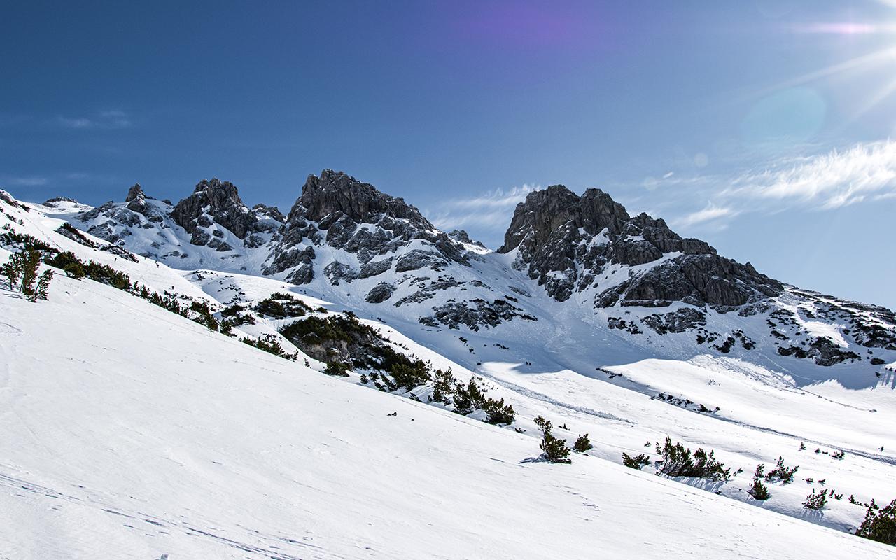 Taghaube Skitouren