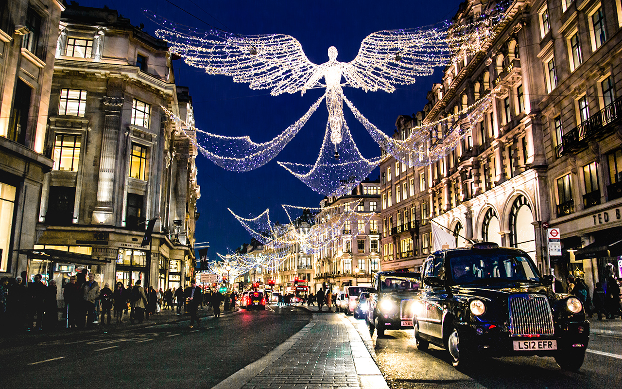 Christmas-London
