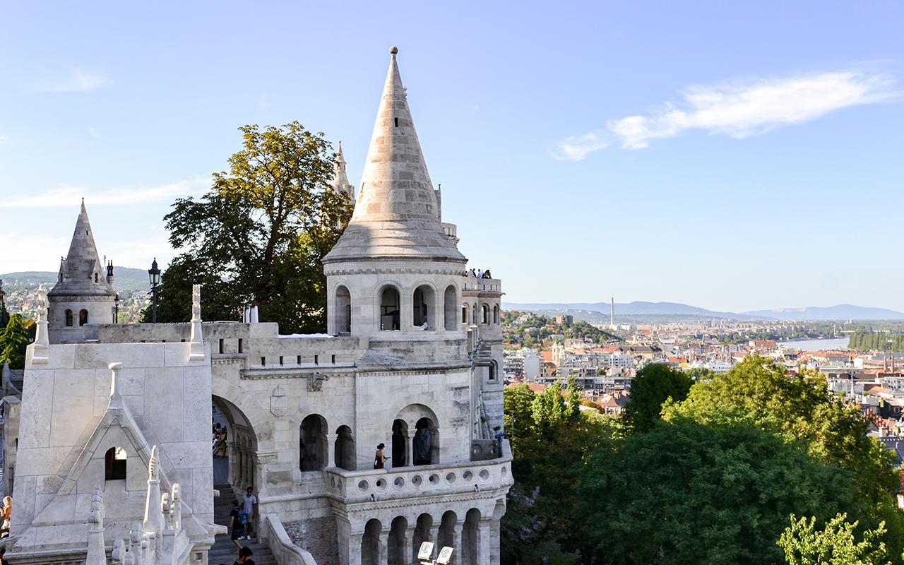 Fischerbastei-Budapest