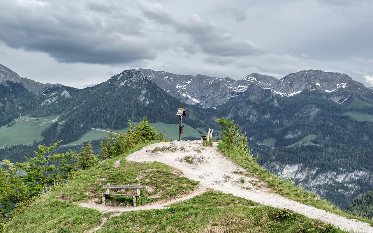 Gipfel Grünstein Königssee