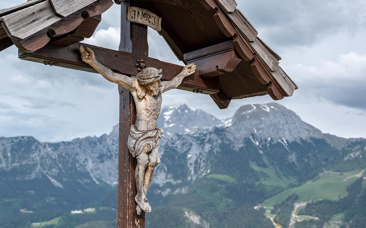 Kreuz Grünstein Königssee