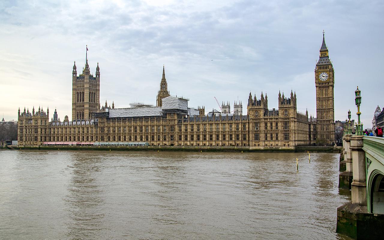 Parlament-London