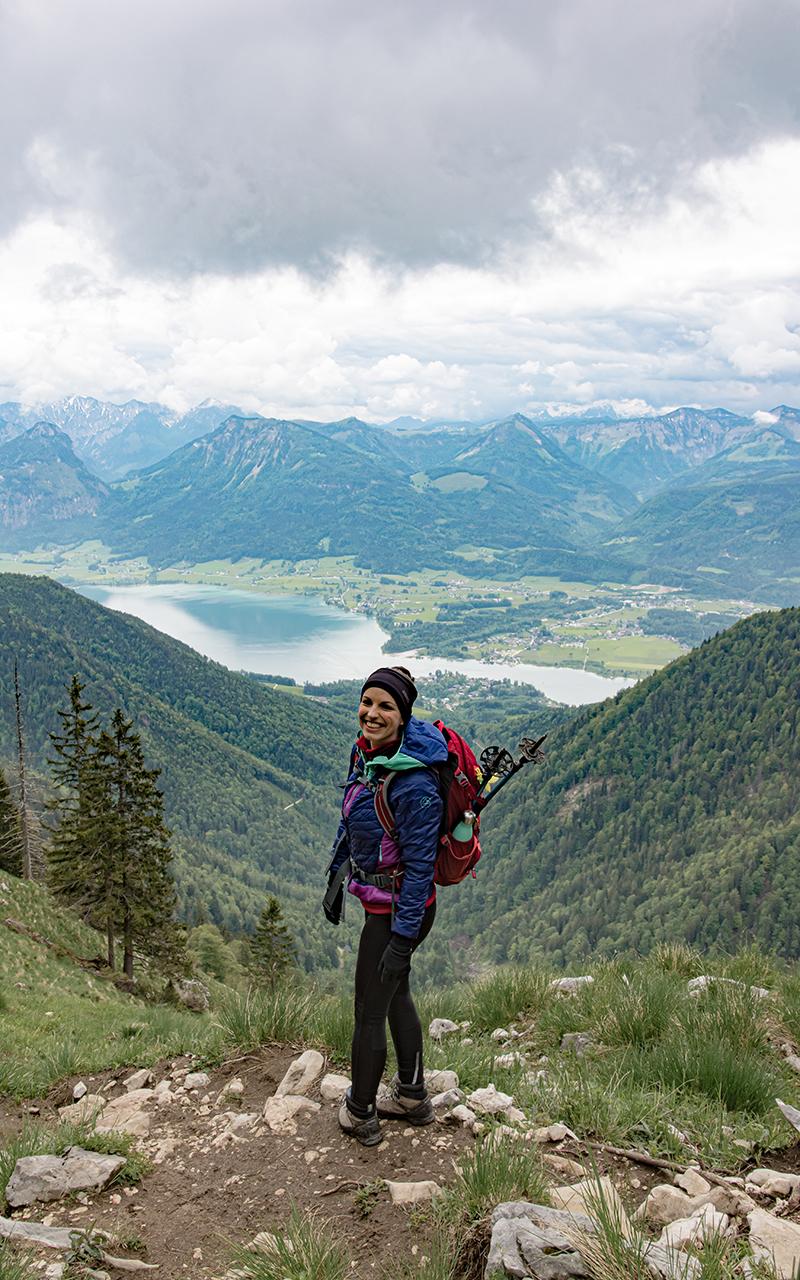Purtschellersteig-Aufstiegsweg