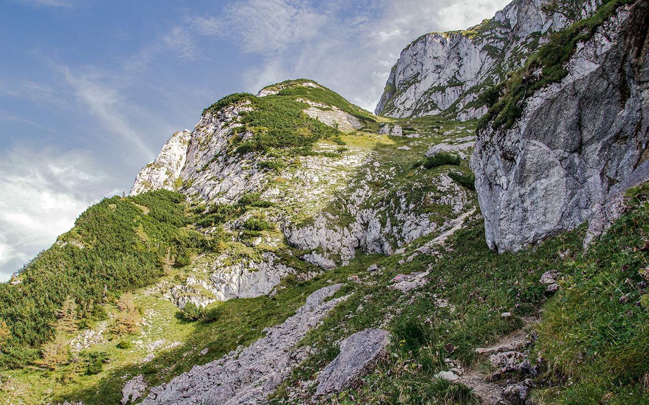 Schafberg-Himmelspforte-Felssteig