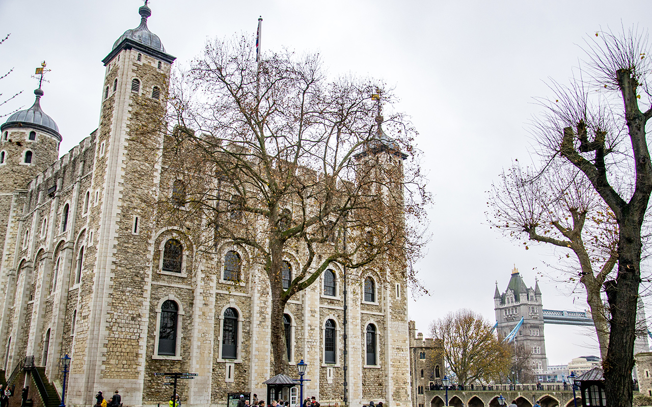 White-Tower-in-London
