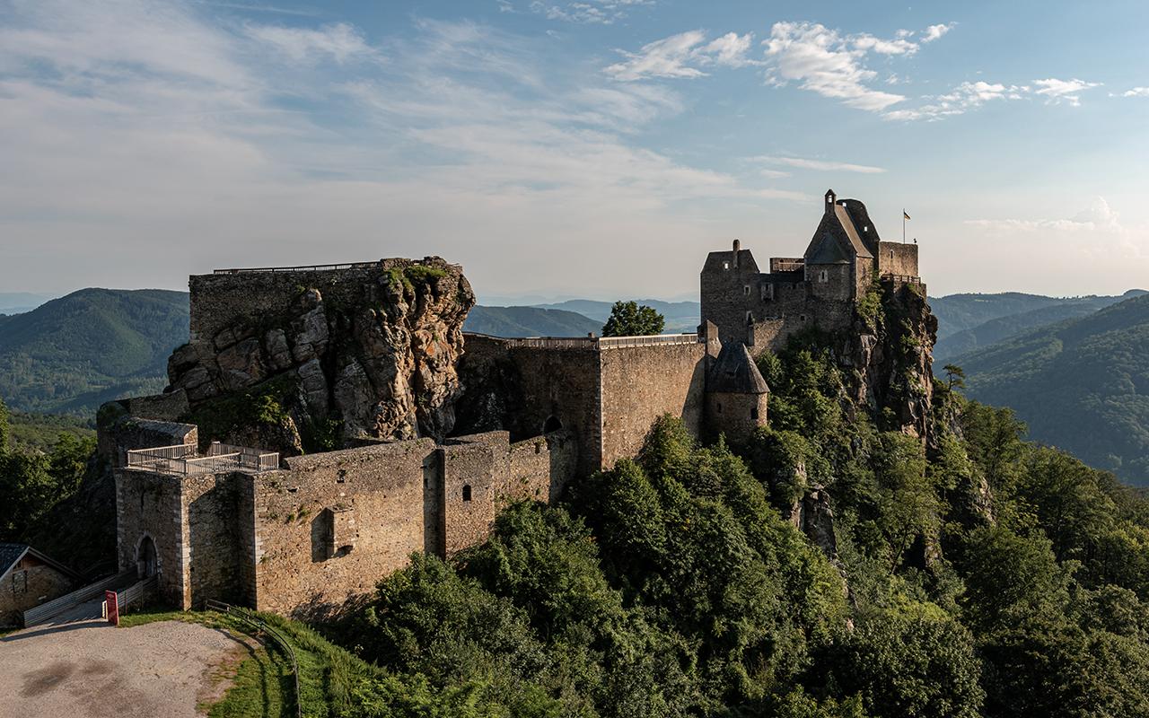 Aggstein-Burg