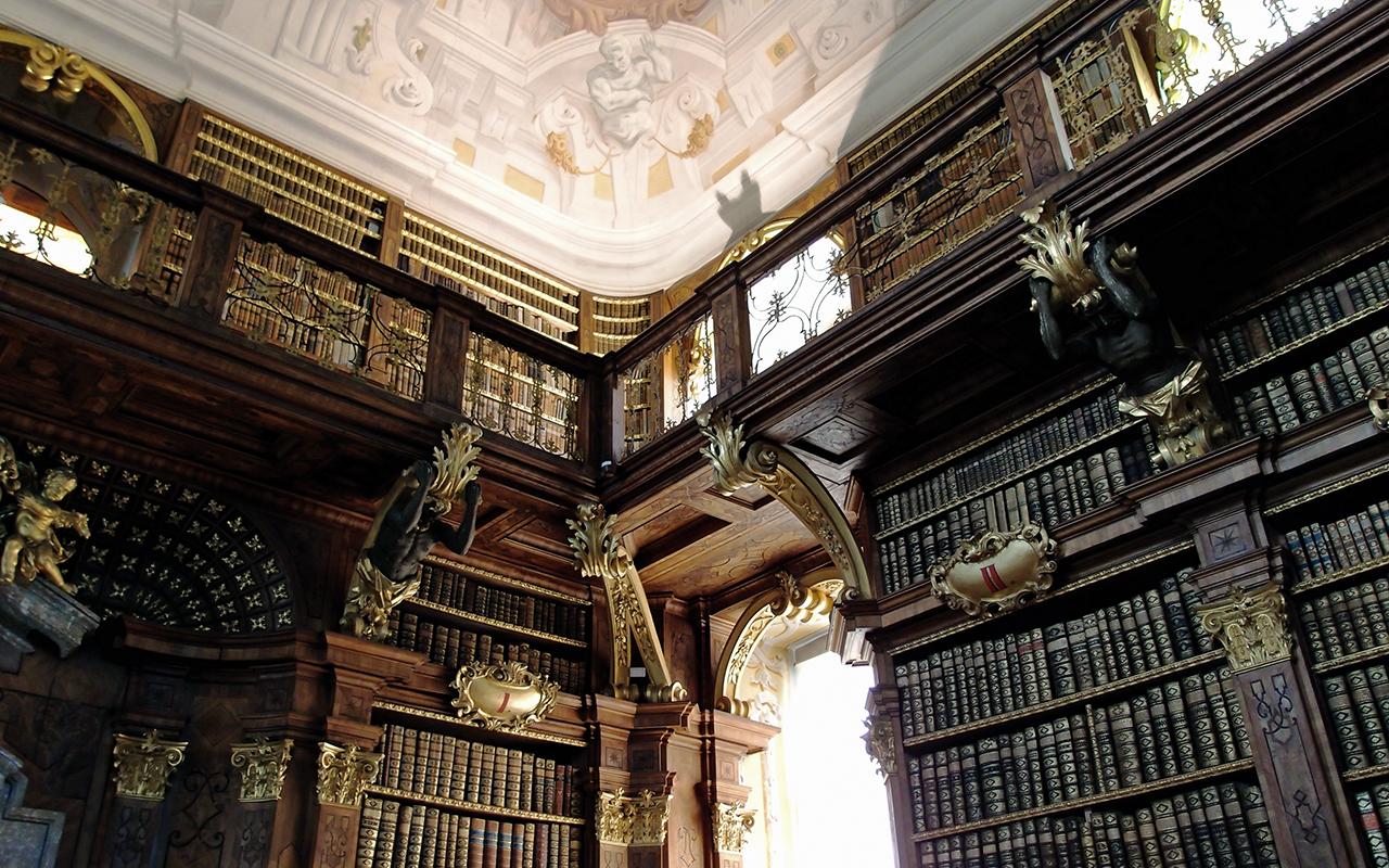 Stift-Bibliothek