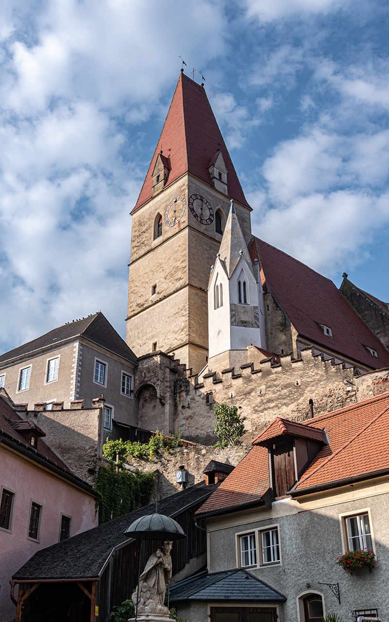 Weissenkirchen-Kirchturm
