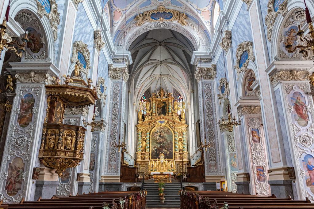 Kirche Göttweig
