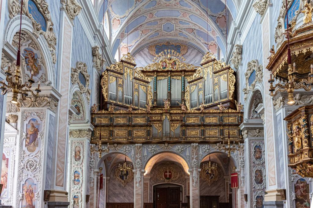 Orgel Göttweig