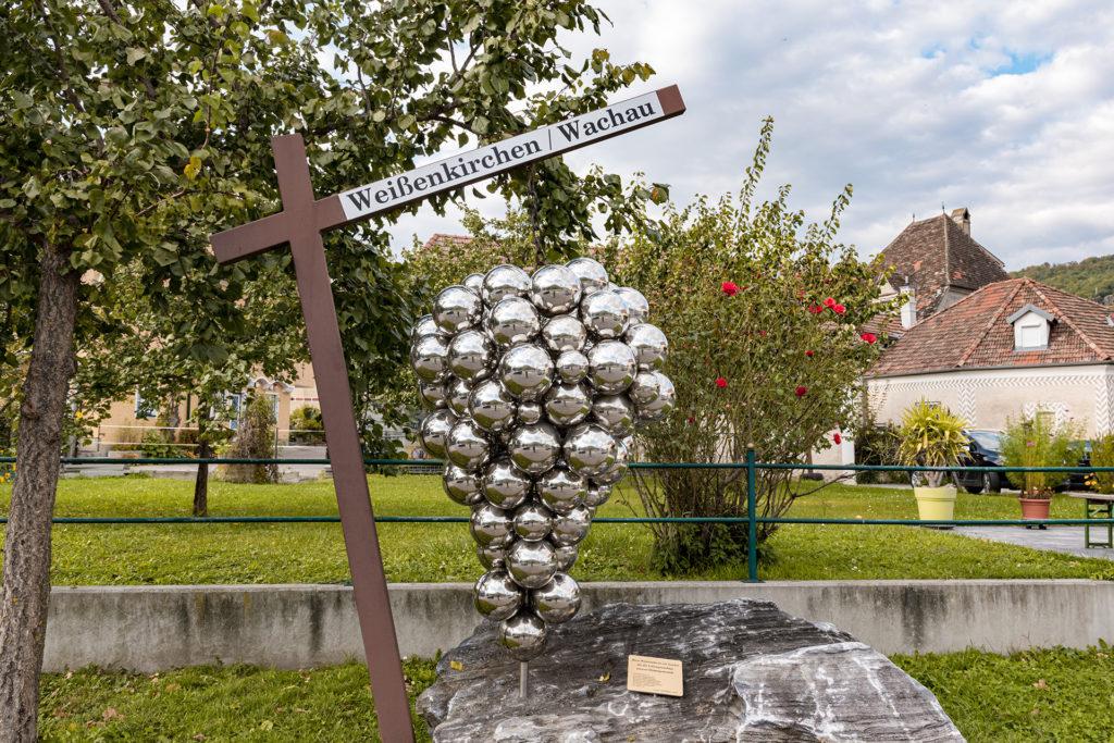Weissenkirchen Weintraube